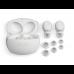A044 : Sudio TOLV R WHITE True Wireless Bluetooth Earphones