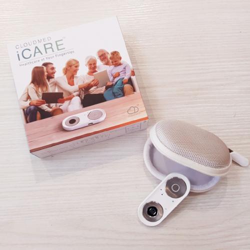 P100 : I CARE 8-in-1 Healthcare Device