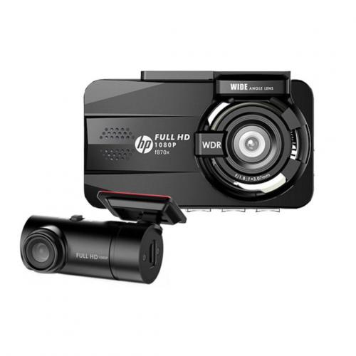 Z097 : HP-f870X + RC 3 HP CAR CAMCORDER