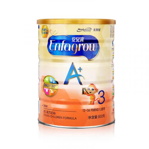 Z103 : Meadjohnson Enfamil A+3 Baby Formula